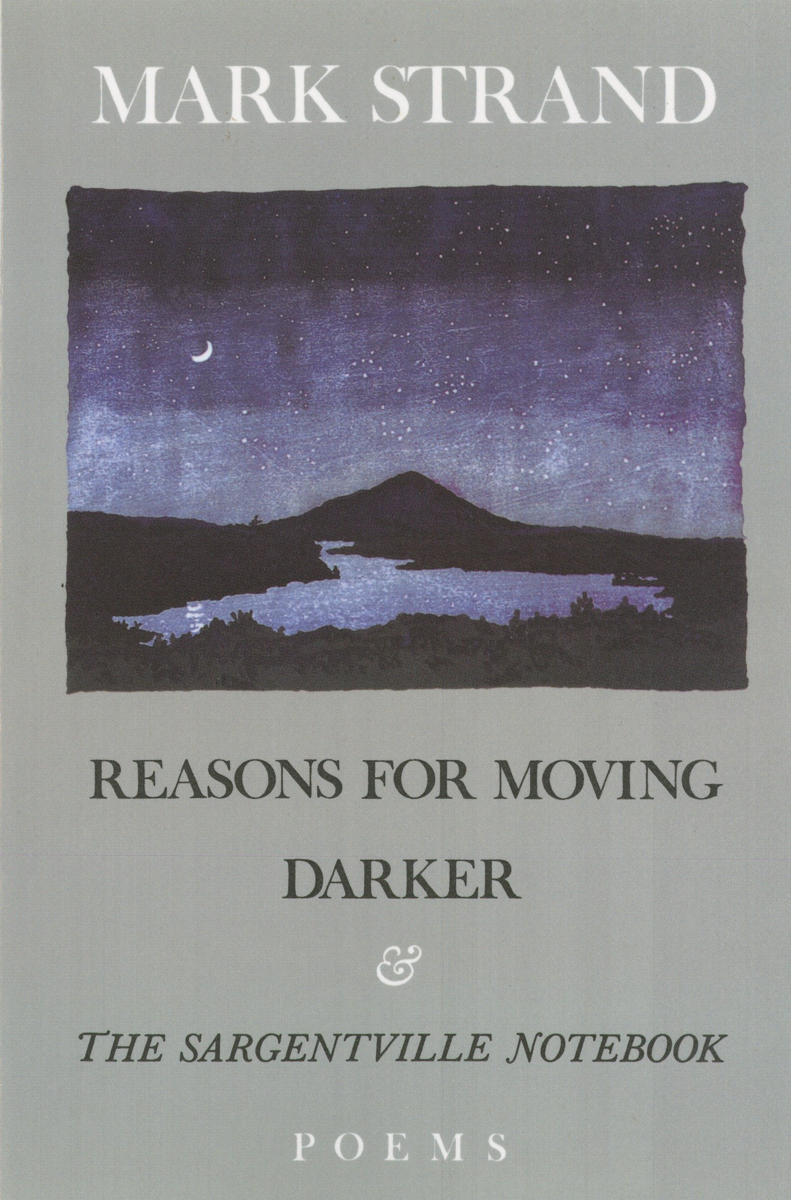 amazon reasons for moving darker the sargentville not poems