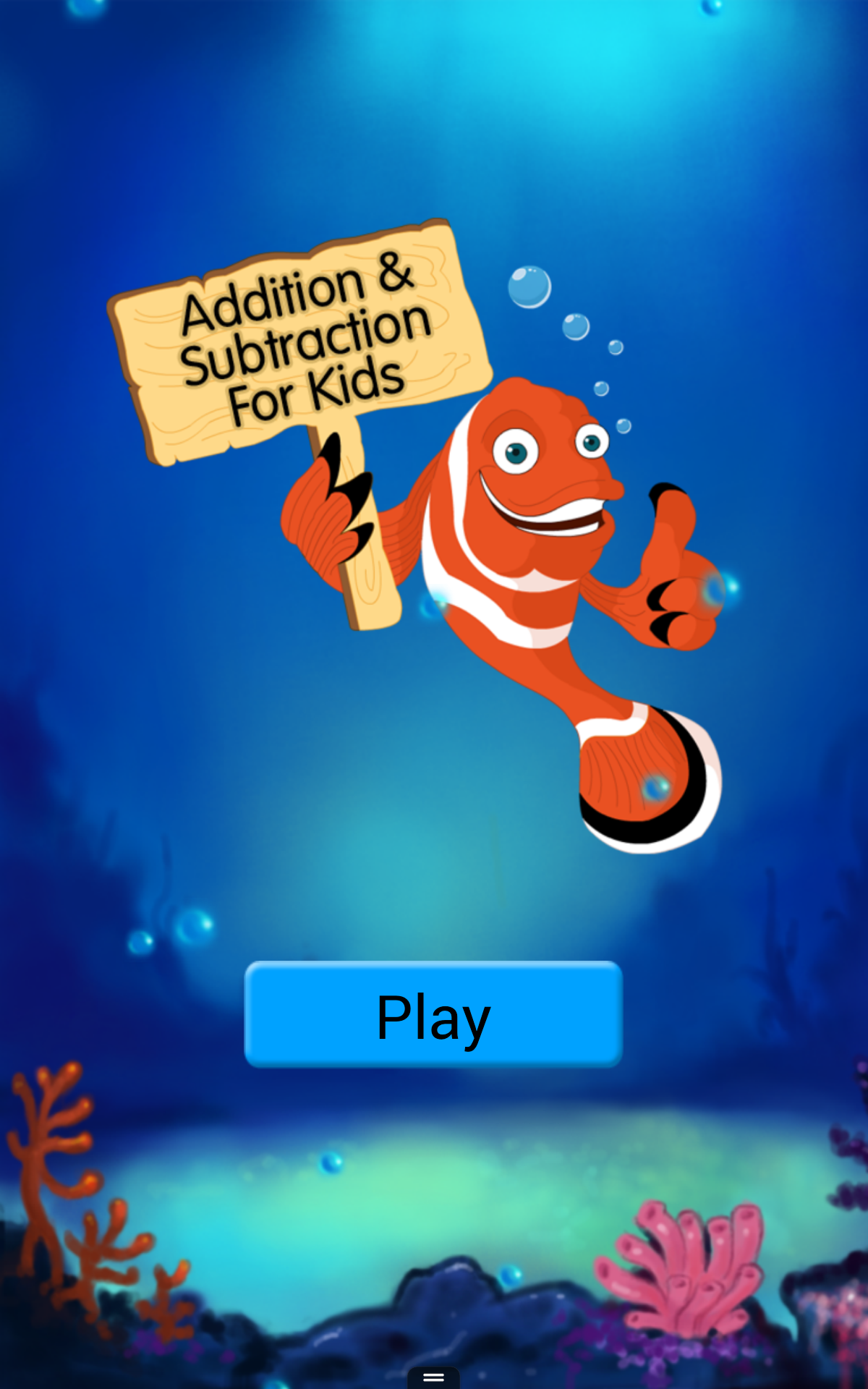 Amazon.com: Addition & Subtraction For Kids: Appstore for Android