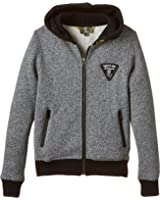 Timberland T25J31 - Sweat-shirt à capuche - Uni - Manches longues - Garçon