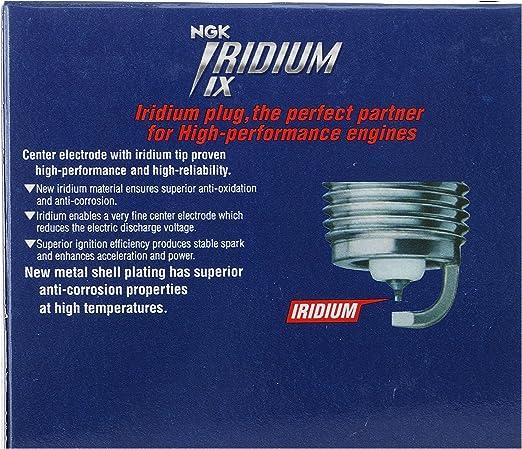 NGK IRIDIUM IX SPARK PLUG CR8HIX CR8H-IX Stock No 7669