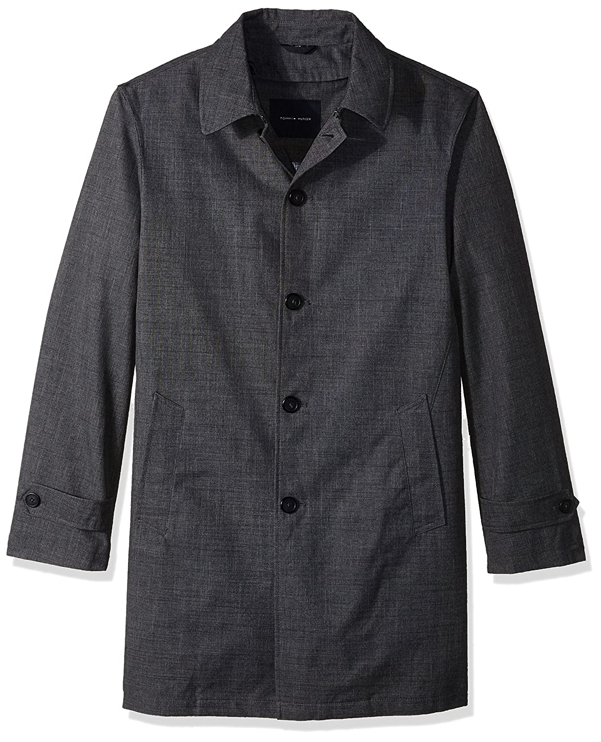 Tommy Hilfiger Men's Lann Top Coat Zip Out Lining RT0172