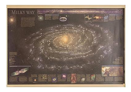 Amazon.com: isanHUI The Milky Way, The Solar System, The Mars, The ...