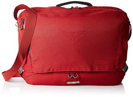 144fde8f3c6 Amazon.com  Osprey Packs Beta Courier Bag (Spring 2016 Model), Pinot ...