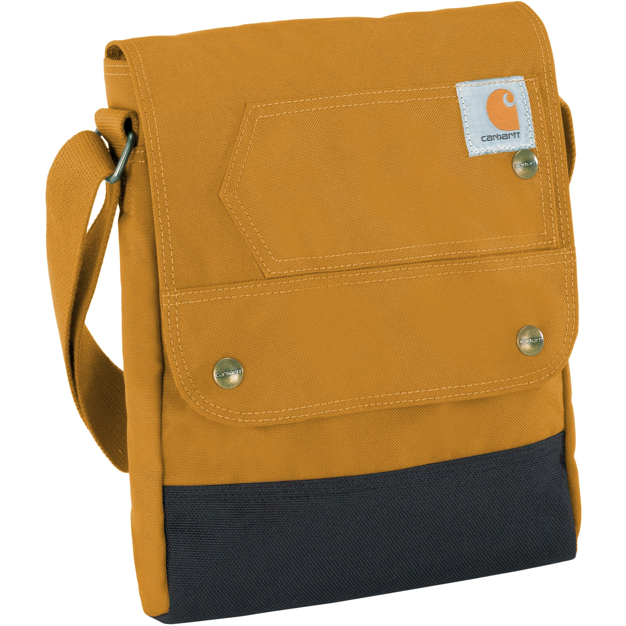 Carhartt Legacy Women's Cross Body Carry All, Carhartt Brown by Carhartt