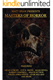 Masters of Horror: A Horror Anthology (English Edition)