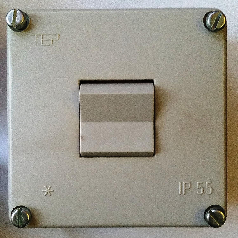 Ungewöhnlich Wie Ein Kippschalter Funktioniert Ideen - Elektrische ...