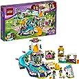 Lego friends juego de construcci n piscina de verano de - Lego friends piscina ...