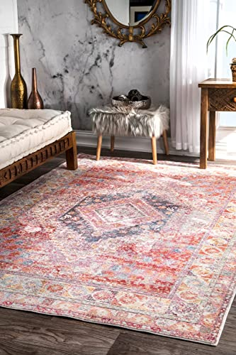 nuLOOM Alda Tribal Area Rug