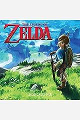 Legend of Zelda 2020 Wall Calendar Calendar