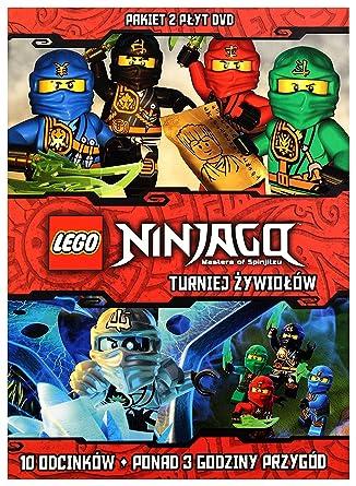 Lego Ninjago 2DVD Region 2 IMPORT No hay versión española ...