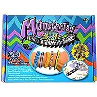 Rainbow Loom Kit para Hacer Pulseras y Accesorios con Ligas