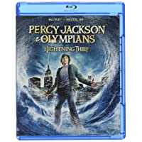 Deals on Percy Jackson & The Olympians: The Lightning Thief Blu-Ray
