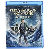 Percy Jackson & The Olympians: The Lightning Thief Blu-Ray Deals