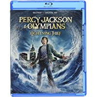 Percy Jackson & The Olympians : The Lightning Thief (Blu-ray)