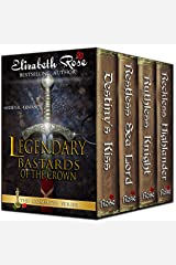 Legendary Bastards of the Crown (Complete Series): Medieval Romance Boxed Set Kindle Edition
