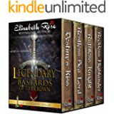 Legendary Bastards of the Crown (Complete Series): Medieval Romance Boxed Set