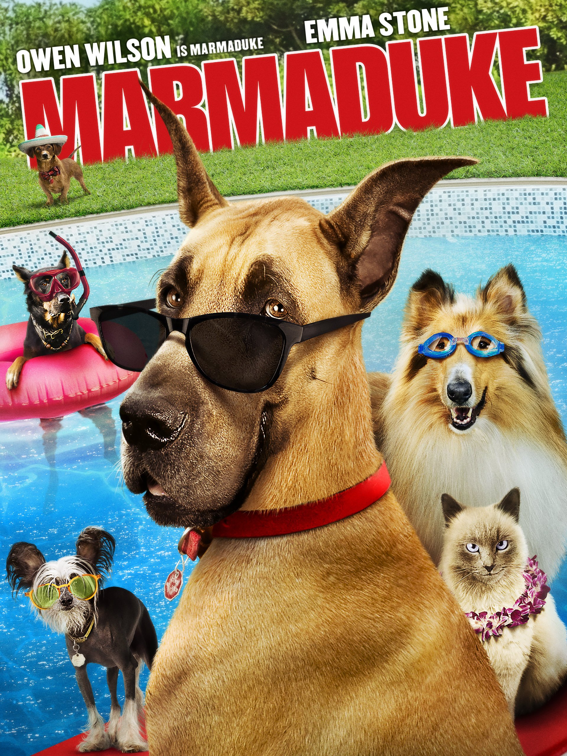marmaduke free