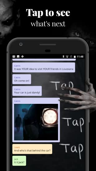 Mustread Chat Stories: short & scary text stories