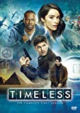 TIMELESS タイムレス シーズン1 DVD コンプリート BOX(初回生産限定)