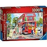 Ravensburger Catch The Bus, 1000pc Jigsaw Puzzle