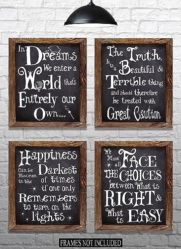 Amazon Albus Dumbledore Harry Potter Quotes Sayings Set