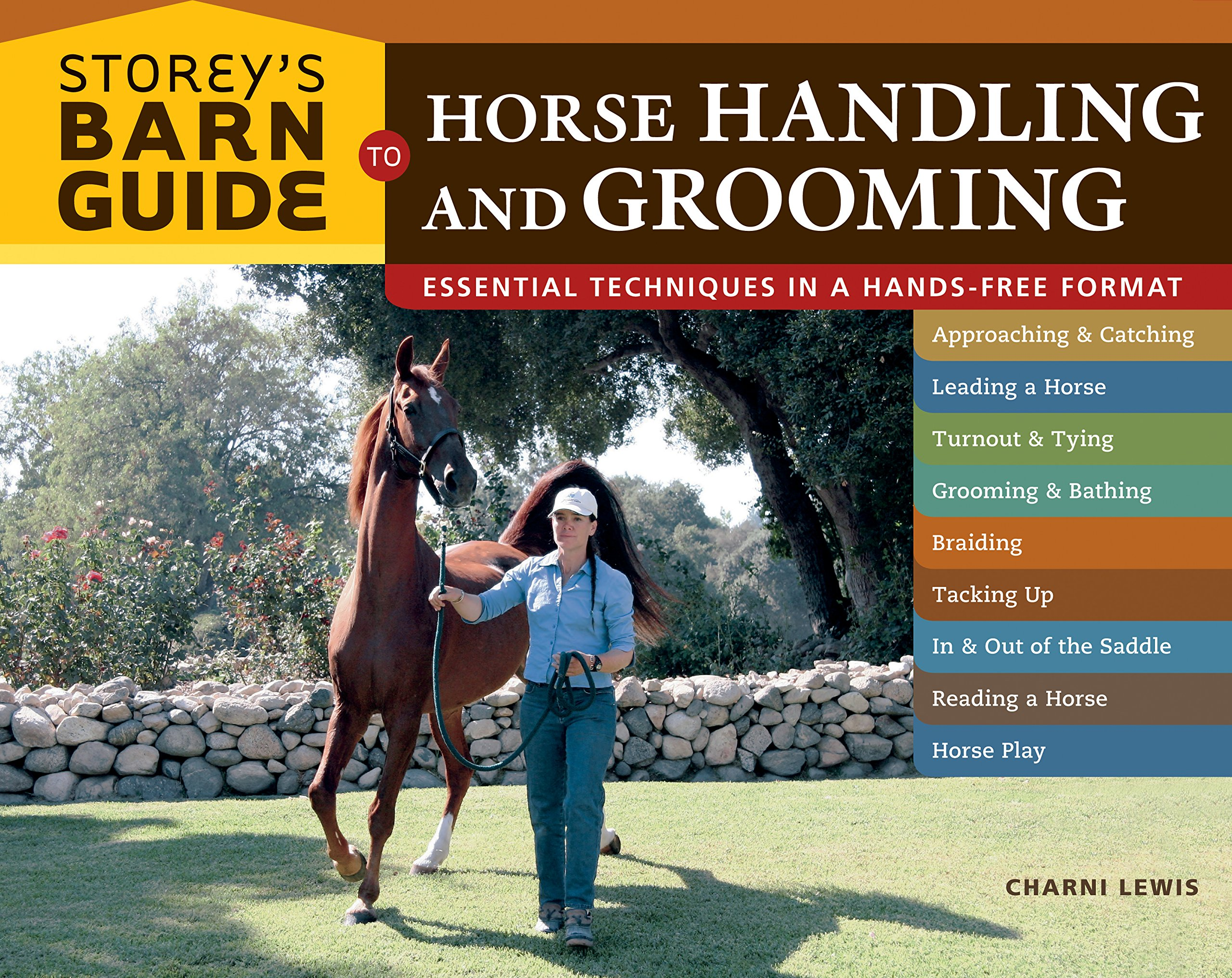 Download Storey's Barn Guide to Horse Handling and Grooming PDF