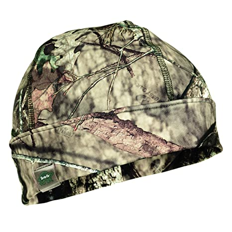 43beefe3af6ee Turtle Fur Hunting Ponytail Conquest Lightweight Camo Ponytail Beanie Mossy  Oak Break-Up Country
