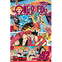 One Piece, Vol. 92: Introducing Komurasaki The Oiran (English Edition)