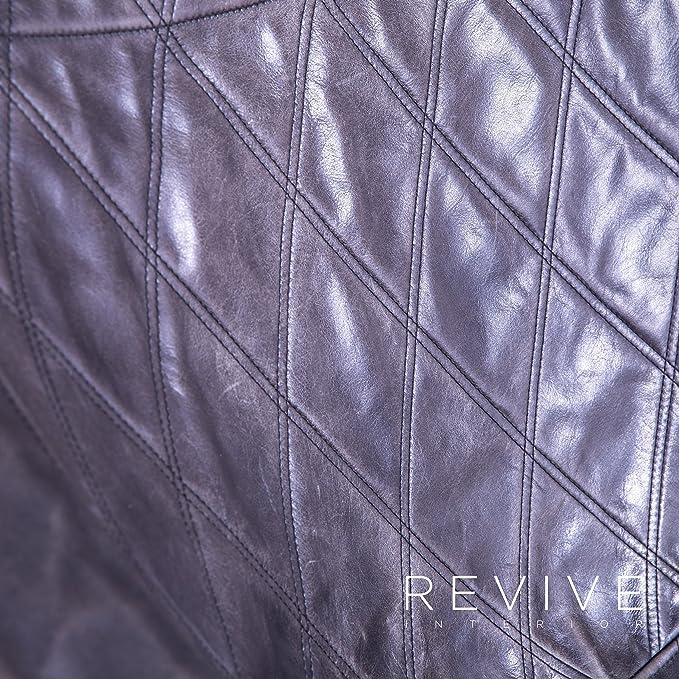 MONTIS Butterfly piel Sillón Negro By Gerard Van Den Berg piel Diseño clásico 80 # 4871 visible marcas de uso: Amazon.es: Hogar