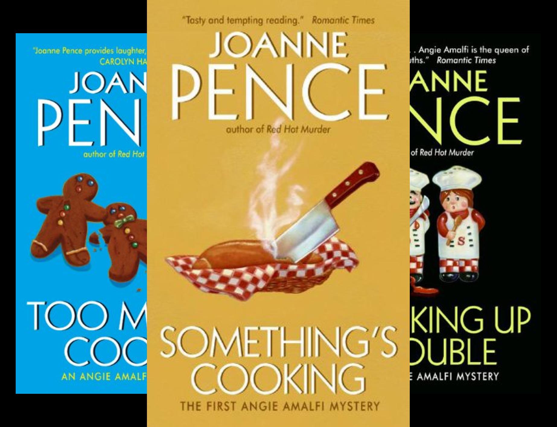 Angie Amalfi Mysteries (7 Book Series)