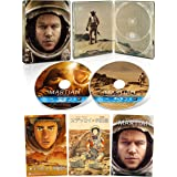 【Amazon.co.jp限定】オデッセイ 3D&2D ブルーレイセット スチールブック仕様 (『オデッセイ』×『宇宙兄弟』 ポストカードセット付き) [Blu-ray]