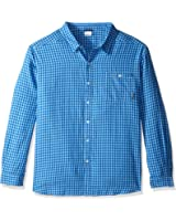 Columbia Men's Big Cornell Woods Flannel Long Sleeve Shirt