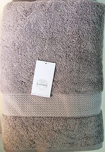 Amazon Natori Towels Solid Fretwork Patterned Bath Towel Adorable Patterned Bath Towels