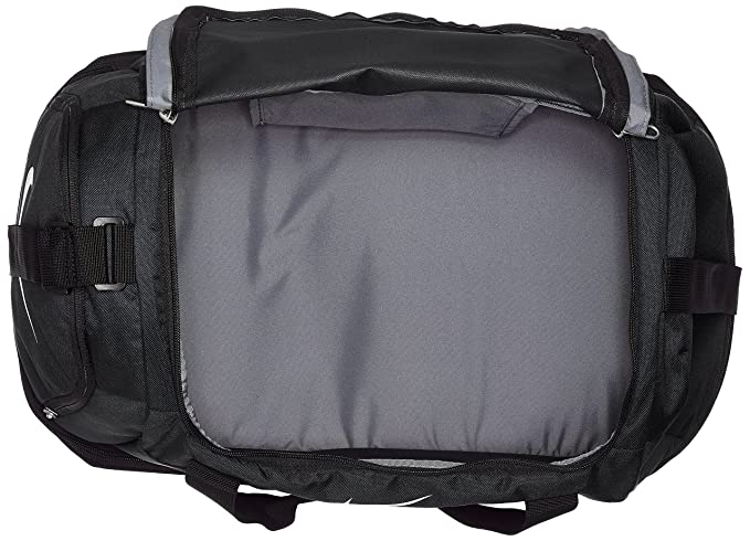 f8193022081 Nike Club Team Swoosh Hardcase L Sport Duffel, 52 cm, liters, Black  (Schwarz): Amazon.co.uk: Luggage