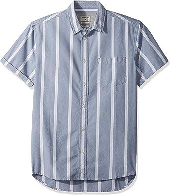 Quiksilver Hombre EQYWT03552 Camisa de Vestir: Amazon.es: Ropa y accesorios