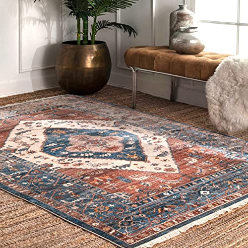 nuLOOM Mabel Tribal Area Rug
