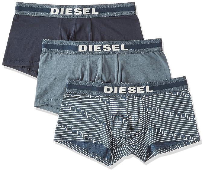 Diesel 0WANM/02, Bóxer para Hombre,, Small (Tamaño del Fabricante: