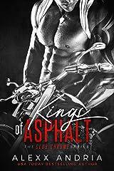 Kings of Asphalt (Motorcycle Club BBW Romance) (Club Chrome Book 1) Kindle Edition