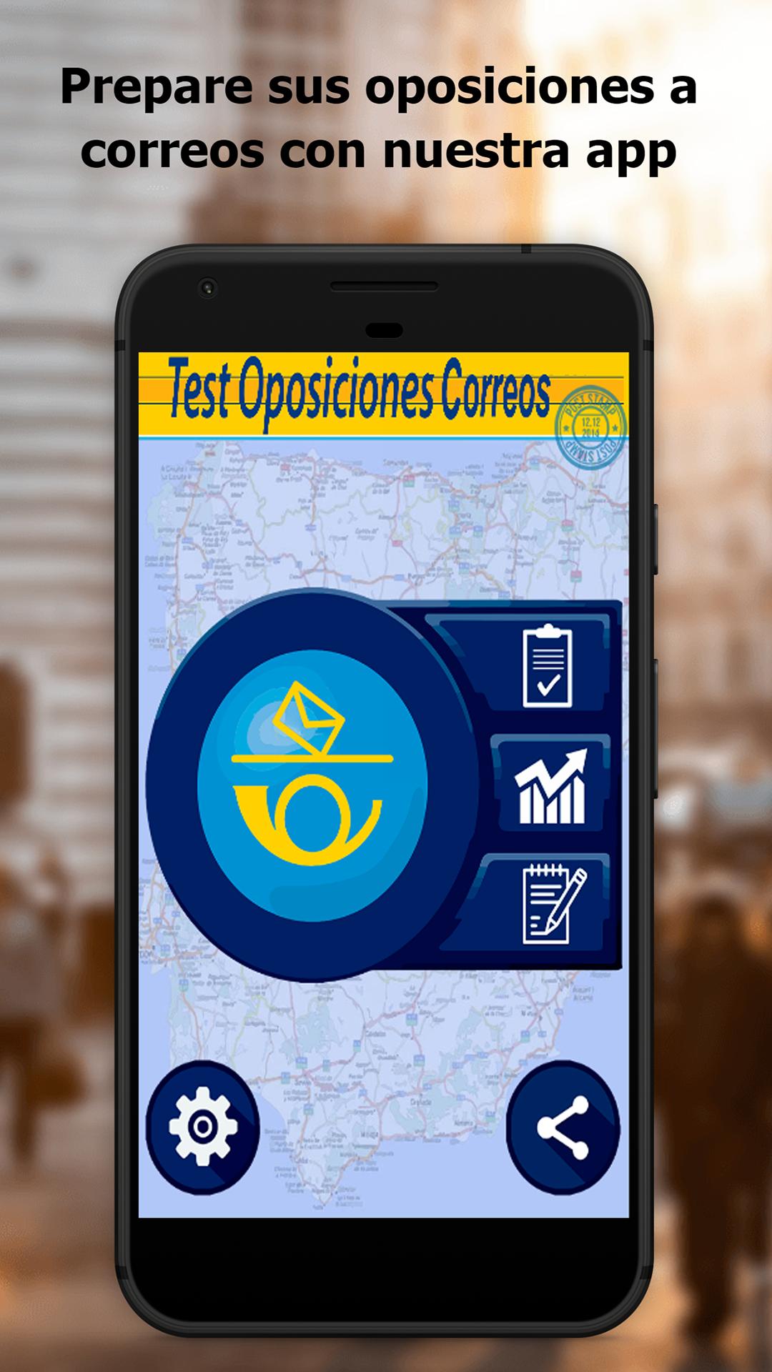 Test Oposiciones Correos