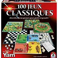 Schmidt 88207 - Malette de Jeu - 100 Jeux Classiques
