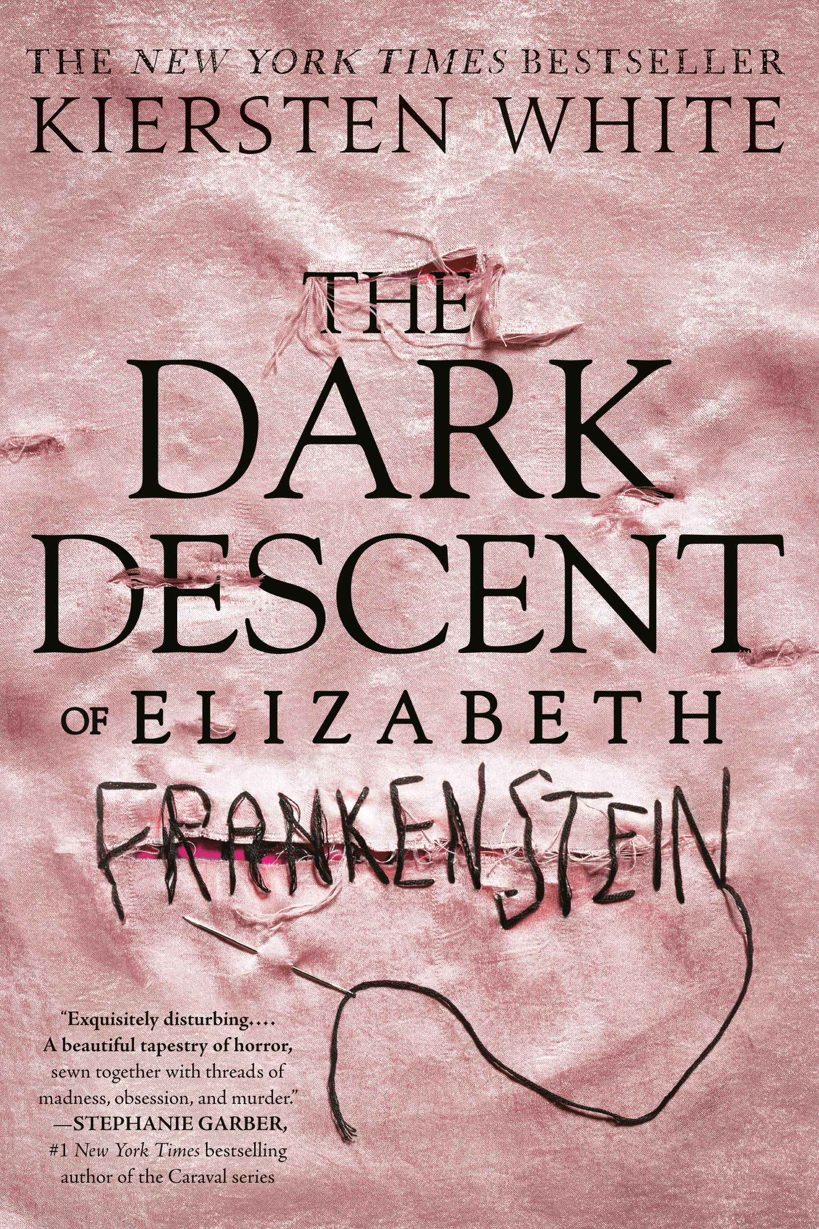 The Dark Decent of Elizabeth Frankenstein _spooky season books