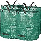 GardenMate® 4X Gartensack 272l aus Robustem Polypropylen-Gewebe (PP) 150gsm