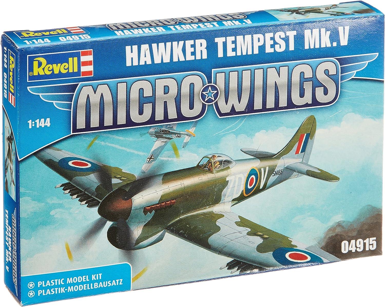 Revell Micro Wings 1//144 Hawker Hurricane Mk i Modelo Kit