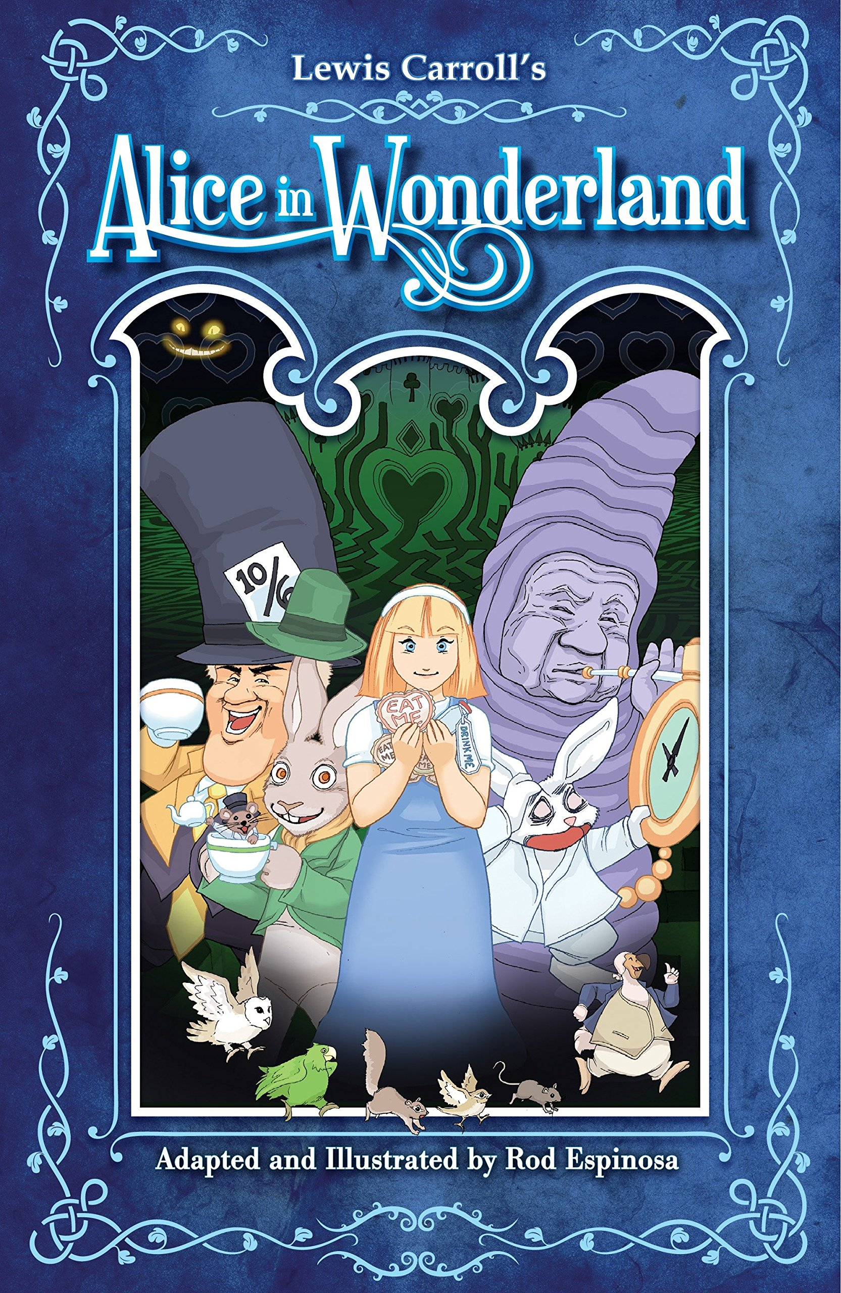 Read Online Alice in Wonderland pdf epub