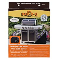 Mr. BBQ Platinum Prestige Large Grill Cover - Helps Prevent Cracking and Rusting...