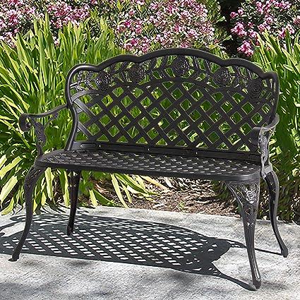 Garden Bench Images Frontyard Outdoorhouseplan Com
