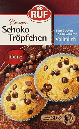 Für Den Vorrat 1kg Schokotropfen Vollmilch Möbel & Wohnen Chokolate Chips Für Cookies Muffins 1000g