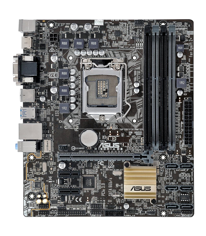 Asus Micro ATX DDR4 LGA 1151 Motherboard B150M-C/CSM