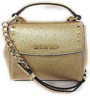 485b38443c9d Michael Kors Karla Mini Convertible Saffiano Leather Crossbody Handbag