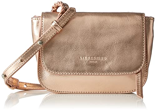 bcc26ea72a37 Liebeskind Berlin Women KAWAI7V METALL Cross-Body Bag Gold Size  UK One  Size  Amazon.co.uk  Shoes   Bags
